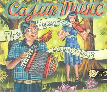 CAJUN MUSIC:THE ESSENTIAL COLLECTION (CD)