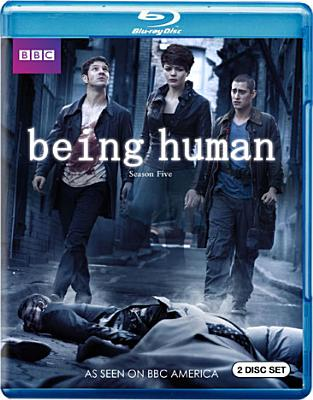 BEING HUMAN:SEASON 5 BY BEING HUMAN (Blu-Ray)